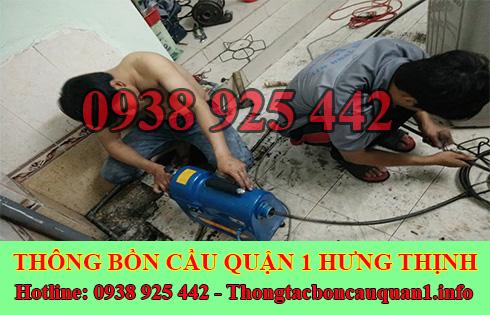 Sửa cống nghẹt giá rẻ, uy tín LH 0938925442