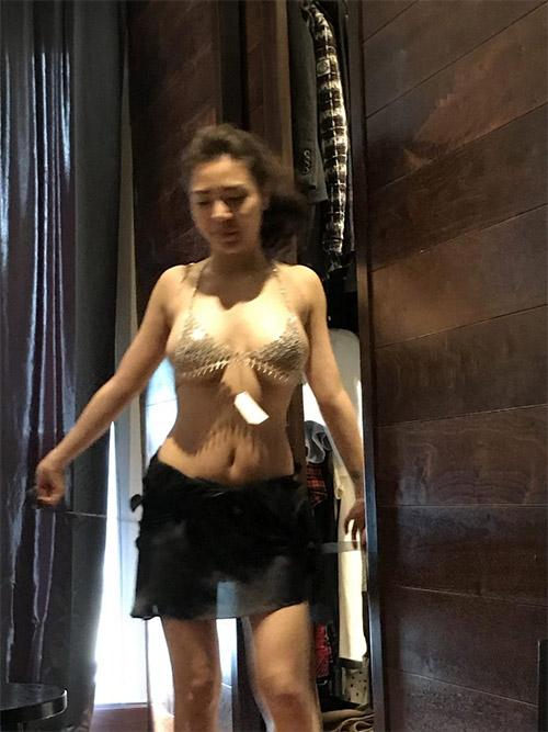 Lương Minh Phương lộ clip nóng cận cảnh, âm thanh sống động