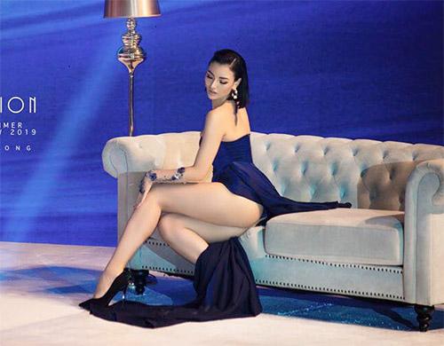 Người mẫu Hồng Quế lộ clip nóng ? Tiểu sử và sự nghiệp ?