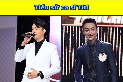 ca sĩ Titi là ai ?