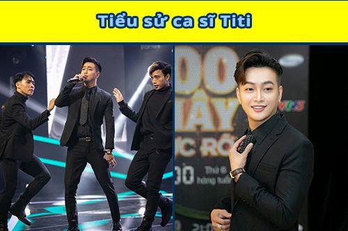 ca sĩ Titi sự nghiệp