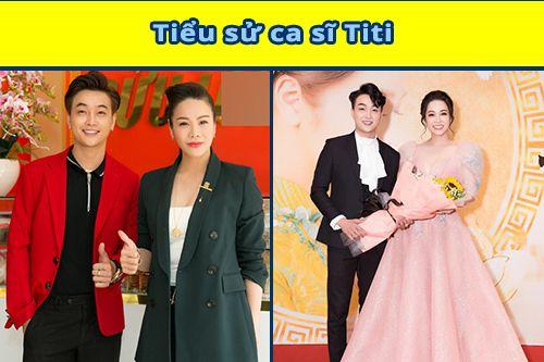 Ca sĩ Titi và Nhật Kim Anh