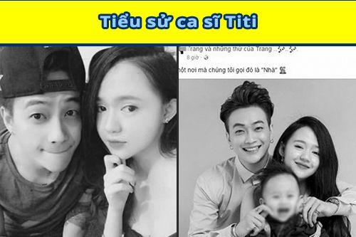 Ca sĩ Titi và Thùy Trang