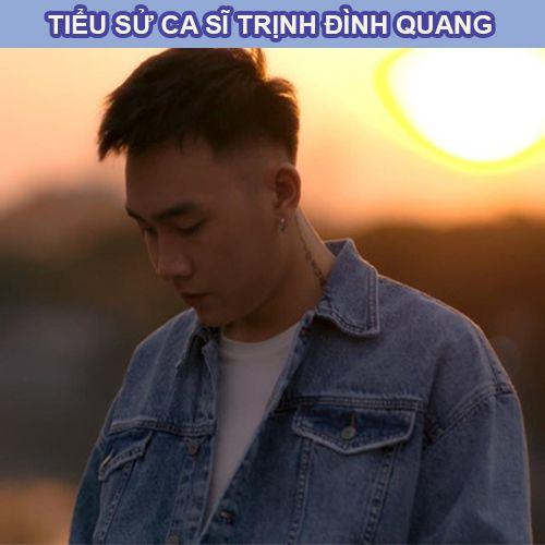 Ca sĩ Trịnh Đình Quang lột xác với diện mạo mới?