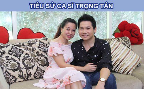 Ca sĩ Trọng Tấn có gia đình chưa?