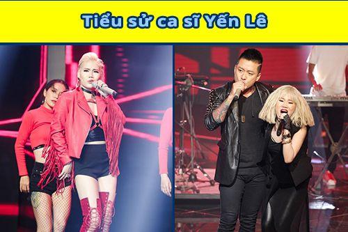Ca sĩ Yến Lê sự nghiệp