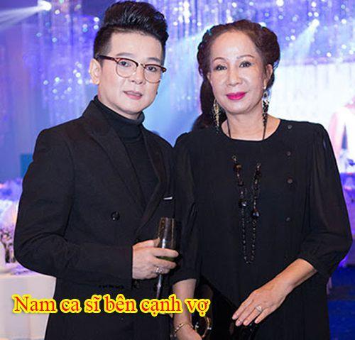 Tiểu sử Ca sĩ Vũ Hà công khai bà xã hơn 8 tuổi bên cạnh mình 30 năm