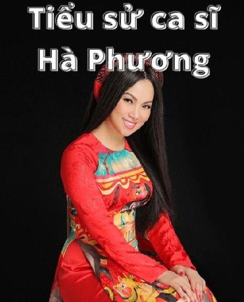 Tiểu sử ca sĩ Hà Phương lý lịch chi tiết đầy đủ?