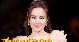 Tiểu sử ca sĩ Vy Oanh từng bị soi scandal trong quá khứ